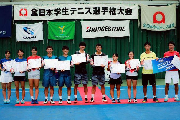 全日本学生テニス連盟公式サイト
